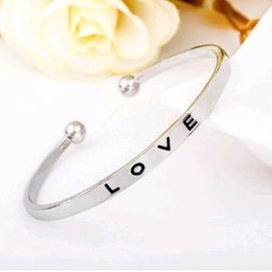"COMING SOON! ♥️ ""Love"" Bangle/Cuff/Bracelet"